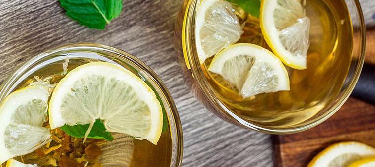 Té-verde-y-limón