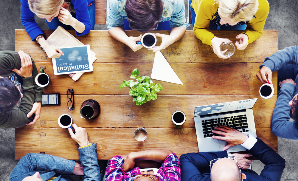 Ventajas de tomar café en el trabajo