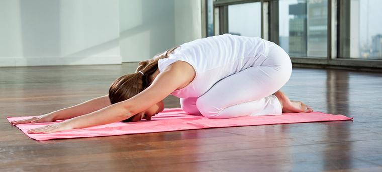 Posturas de Yoga para iniciar