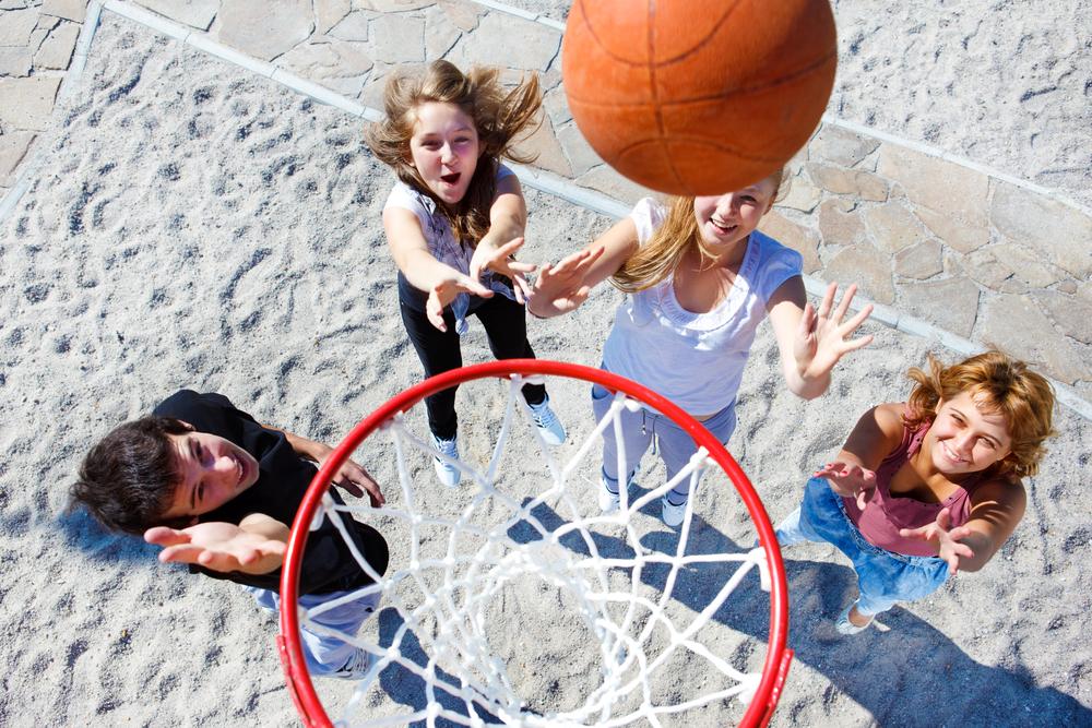 Evitar el sedentarismo en los niños