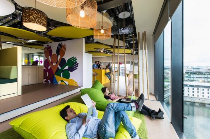 Google sala de relax