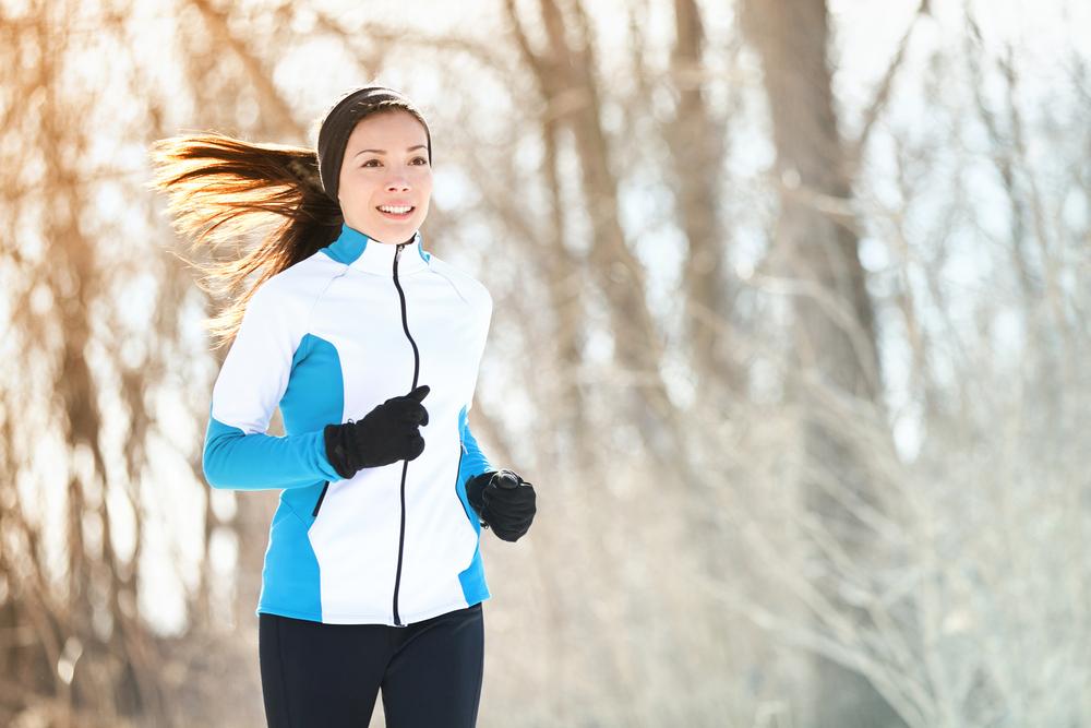 Cuidarse del  frío al ejercitar en invierno