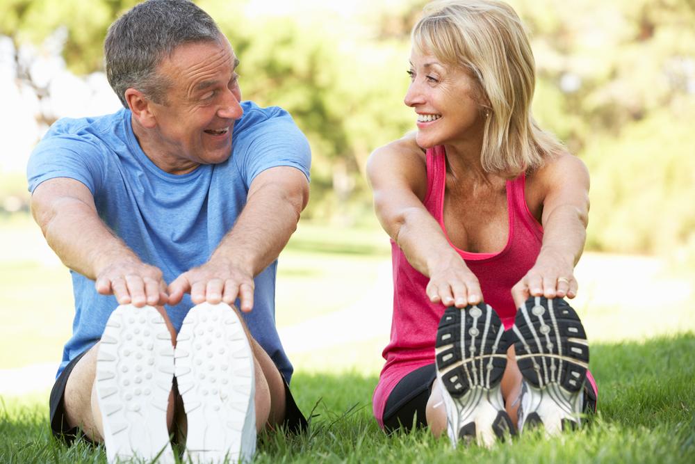 ejercicio después de los 50